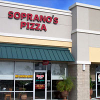 Sopranos Pizza and Mediterranean Grill